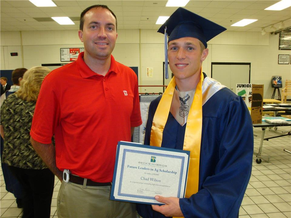 Beck's 2016 Leaders in Agriculture Scholarship