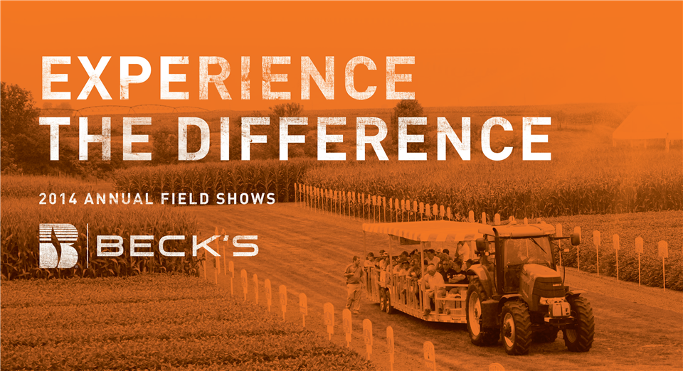 Beck's Annual Field Shows