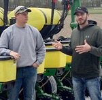 PFR Report: Prepping for Planting