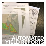 Precision Farming: Harvest Yield Reports in FARMserver