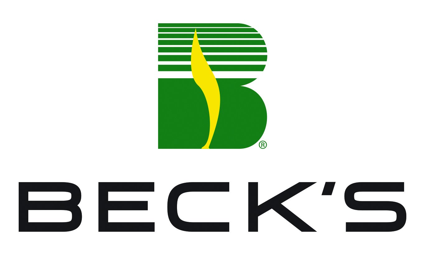 Image result for becks hybrids logo