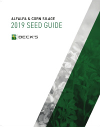 2019 Alfalfa and Silage Seed Guide