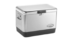 Coleman® 54-Quart Stainless Steel Cooler