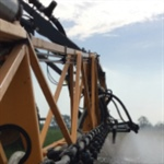 2018 Southern Illinois Wheat Fungicide Additive Study