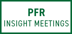 PFR Insight Meetings