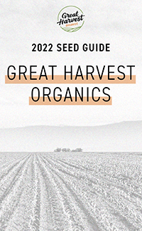 2021-2022 Great Harvest Organics Product Guide